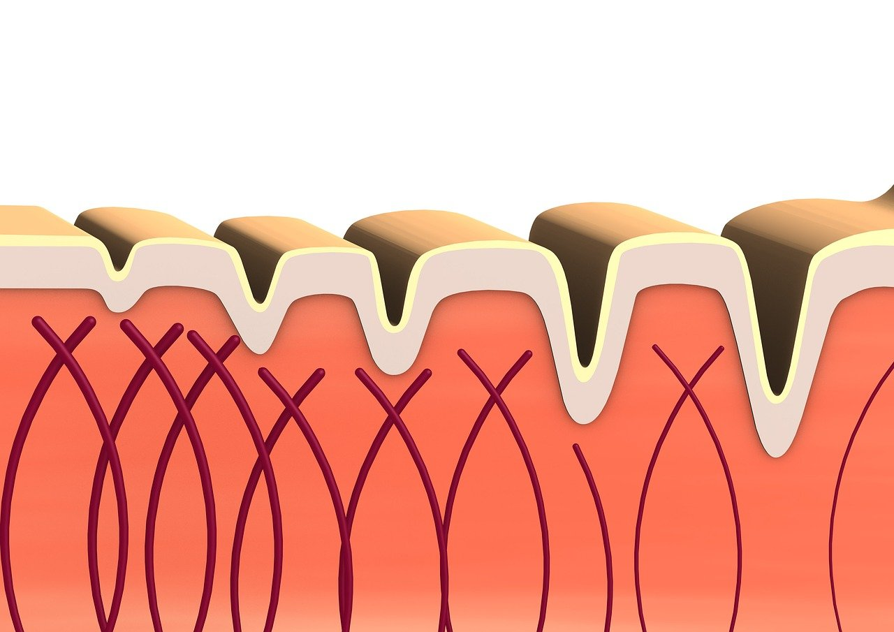 Collagen giúp da đẹp