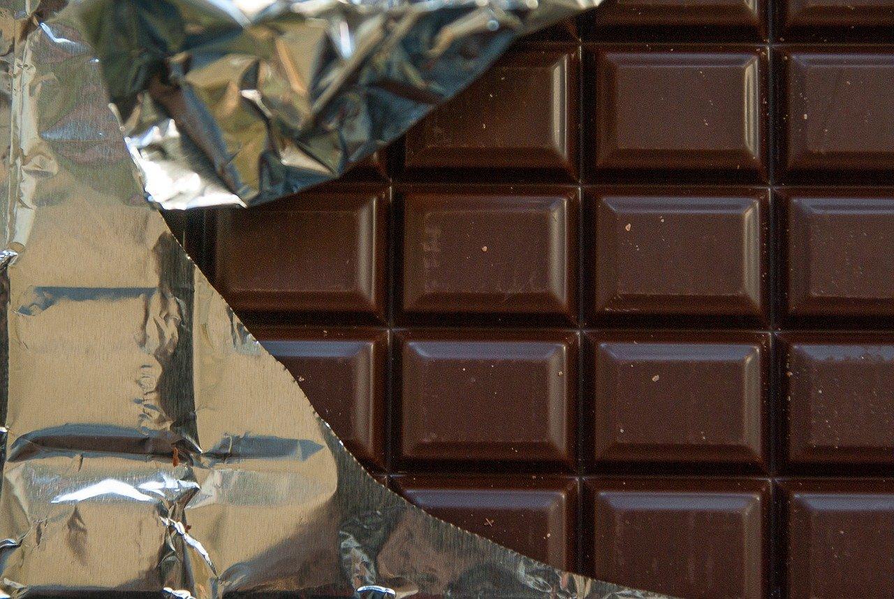 Socola đen giàu khoáng chất và chất chống oxy hóa rất tốt cho sức khỏe.